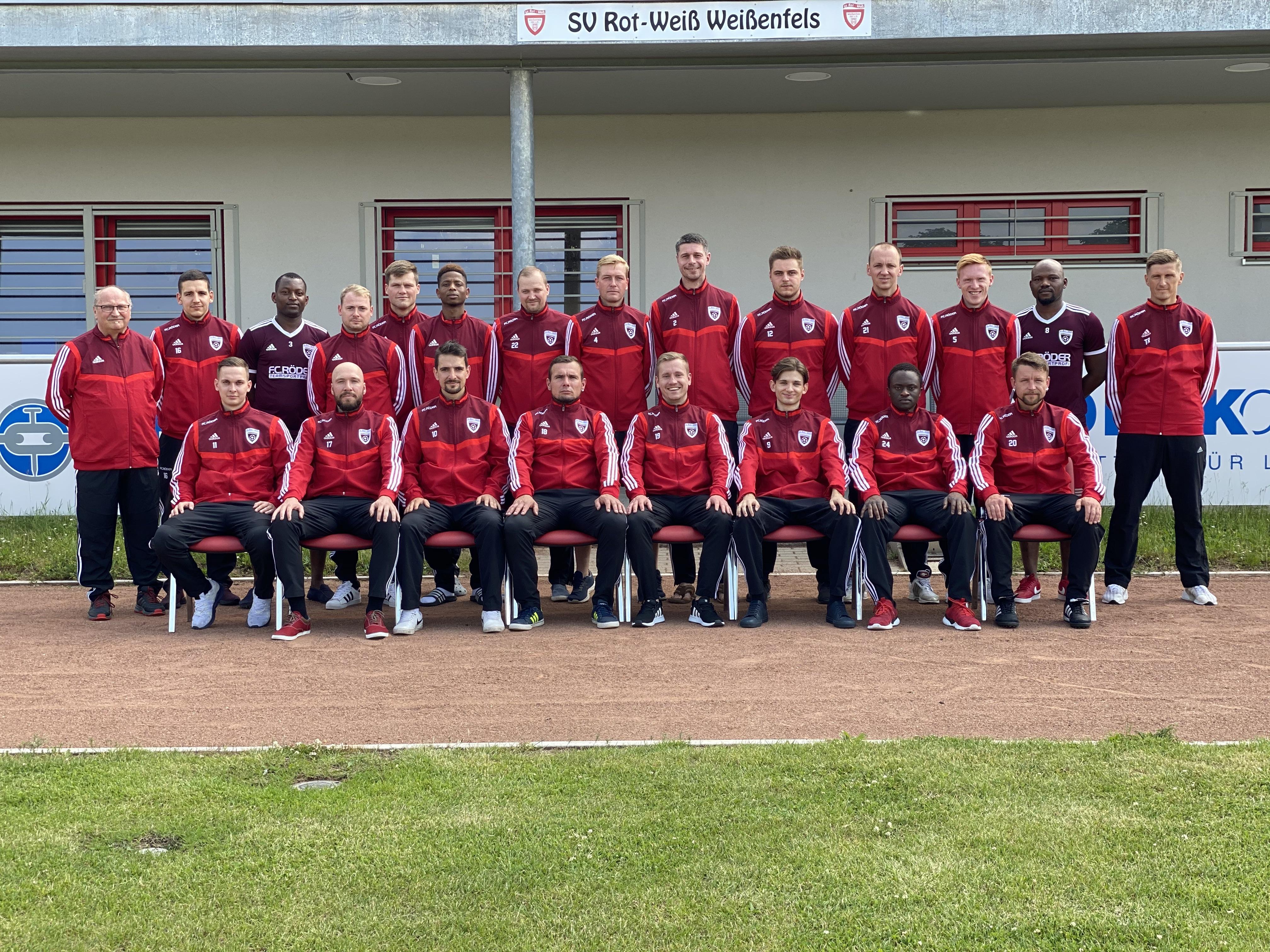 SV Rot-Weiß Weißenfels