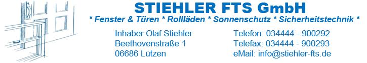 Stiehler - Sponsor